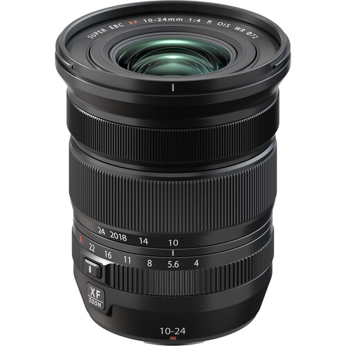 Fujifilm XF 10-24mm F4 R OIS WR Lens Announced, Priced $999, Available for Pre-Order