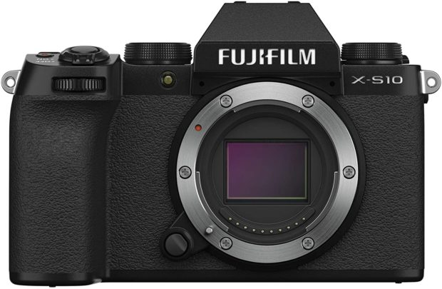 Fujifilm X-S10 Announced, Priced $999.00, Available for Pre-Order Online