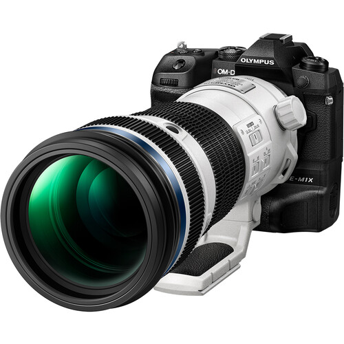 Olympus M.Zuiko Digital ED 150-400mm F4.5 TC1.25X IS PRO Lens Announced, Priced $7,499.95, Available for Pre-Order