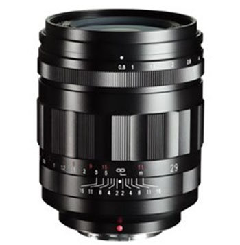 Voigtlander NOKTON 29mm F0.8 Aspherical MFT Lens Leaked Image