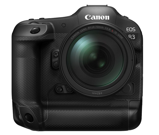 Canon EOS R3 Available for Pre-order for $5,999!