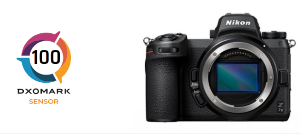 100 Points! Nikon Z7 II: the best Mirrorless Camera  (DxOMark)