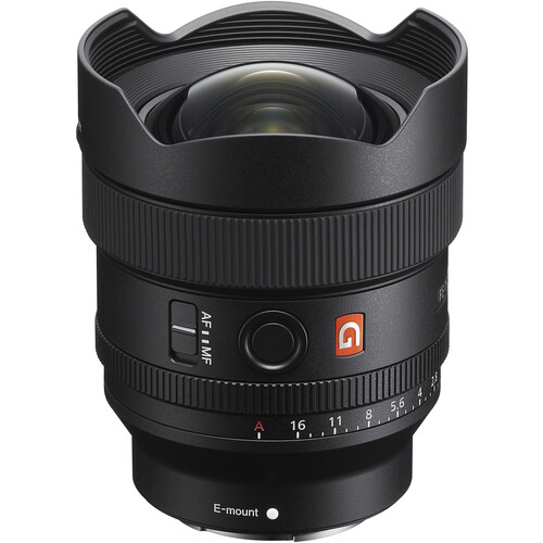 Sony FE 14mm F1.8 GM Lens Officially Announced, Available for Pre-Order for $1,598