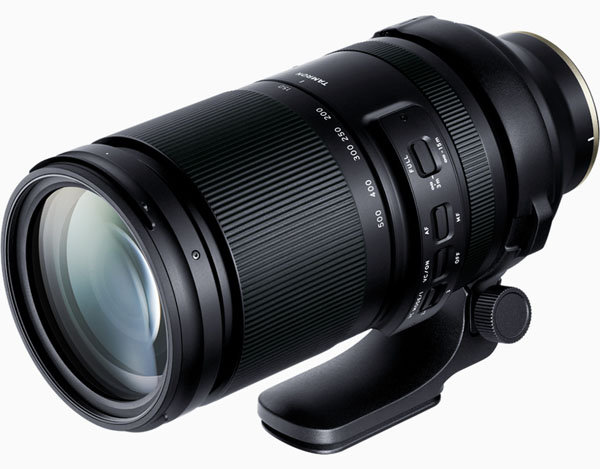 Tamron 150-500mm F5-6.7 Di III VC VXD Lens to be Released on June 10