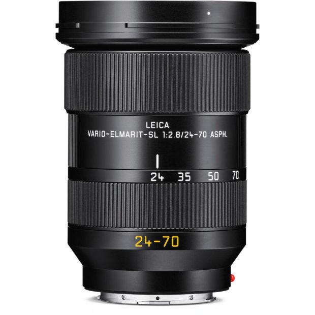 Leica Vario-Elmarit-SL 24-70mm F2.8 ASPH Lens Officially Announced