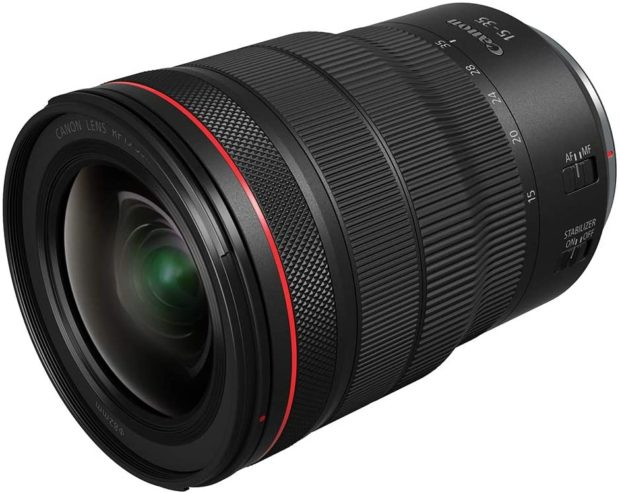 Canon's Wide Zoom RF 14-35mm F4L Lens to be Announced Soon