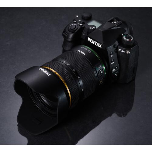 Pentax HD-DA 16-50mm f/2.8  ED PLM AW Lens Available for Pre-Order