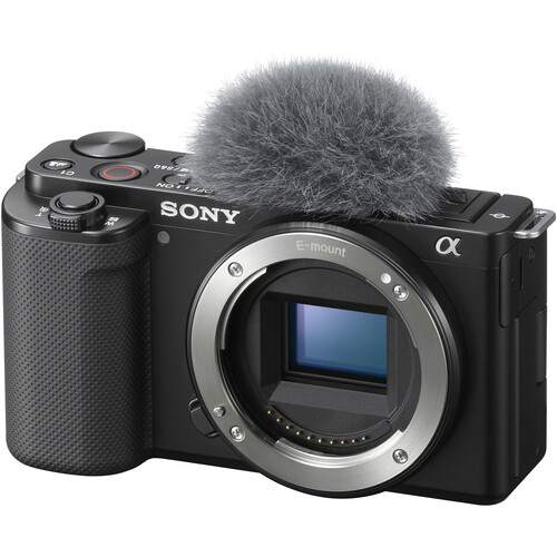 Sony ZV-E10 Officially Announced for $698, Available for Pre-Order