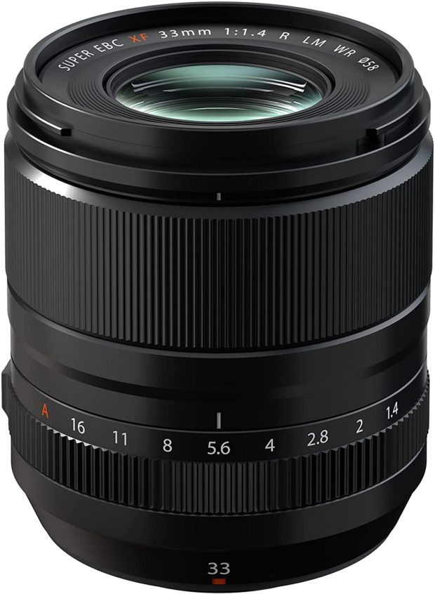Fujifilm XF 33mm F1.4 R LM WR Lens Delivery Delayed
